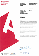 NZ-Architectural-Award-Education
