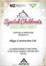 Special Children's Christmas Party 2015