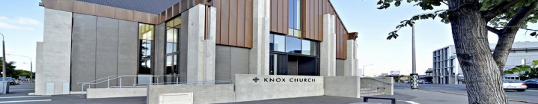 Knox Presbyterian Church Rebuild