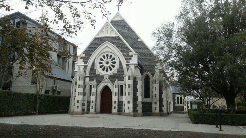 Rose Chapel Repair
